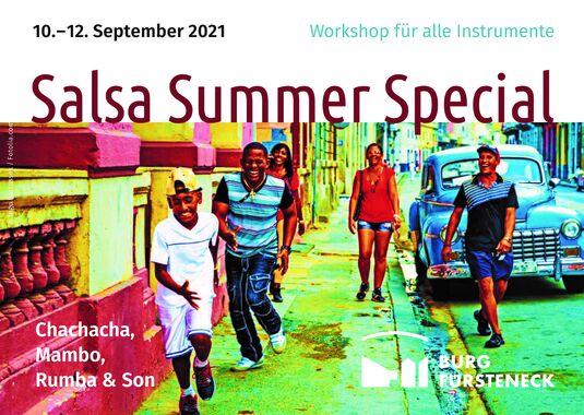 Salsa Summer Special