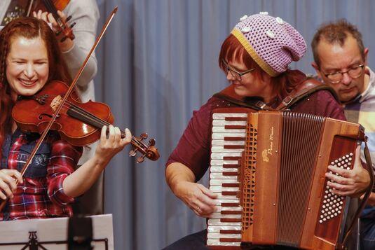 18. Irish Folk auf Fürsteneck