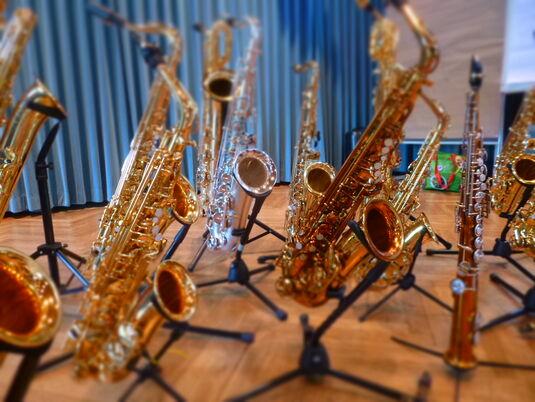 Saxophon-Workshop für Anfänger*innen mit Vorkenntnissen