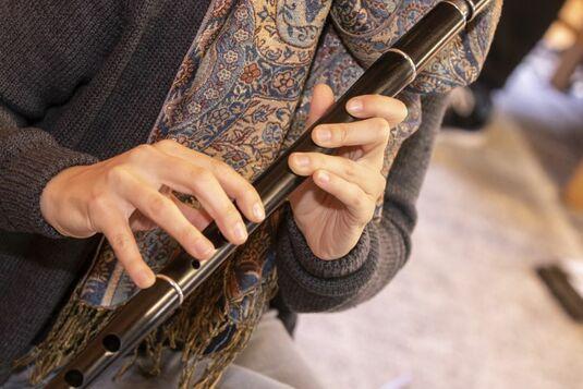 Irish Flute & Whistle