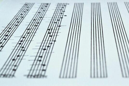 Noten, Rhythmus und Gehörbildung