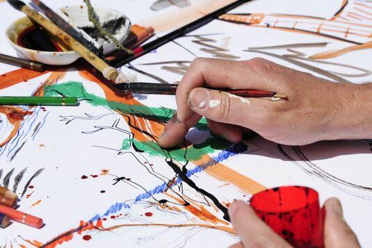 """""""Slow Art"""" - Langsame Kunst in schnellen Zeiten"""