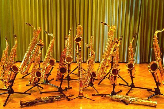 Fürstenecker Saxophonensemble